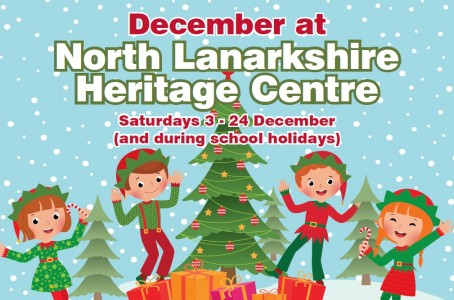 December at North Lanarkshire Heritage Centre